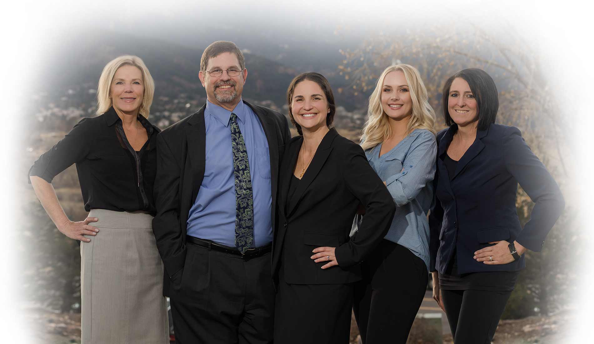 The Webster Law Firm Team photo